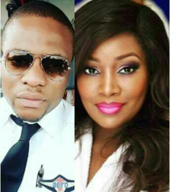 'I WantToLick Your Face' – OAP Toolz Tells Pilot Husband. See His Response(Pic)