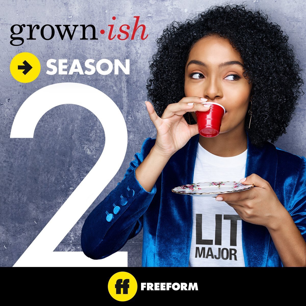 GROWNISH tv series RENEWED FOR SEASON 2 BY FREE-FORM