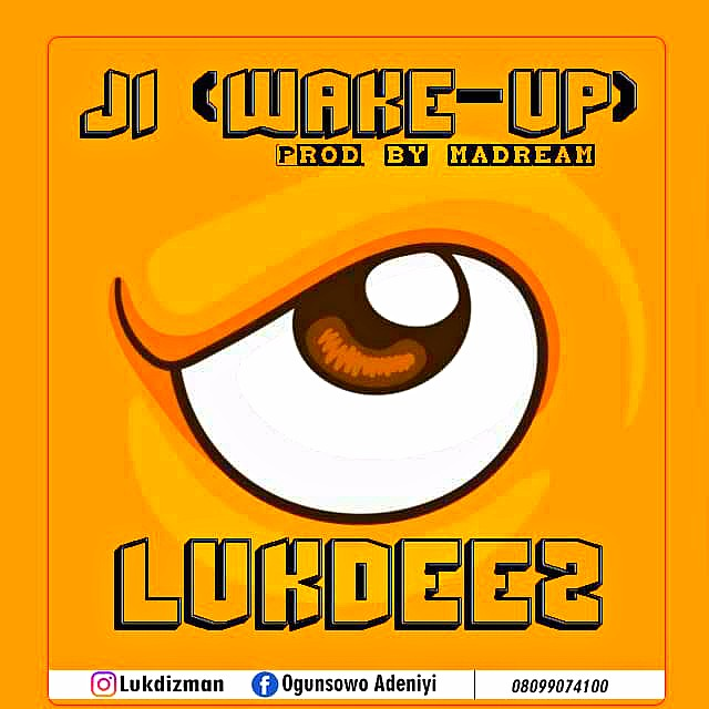 (music) ji (wake up) by lukdeez