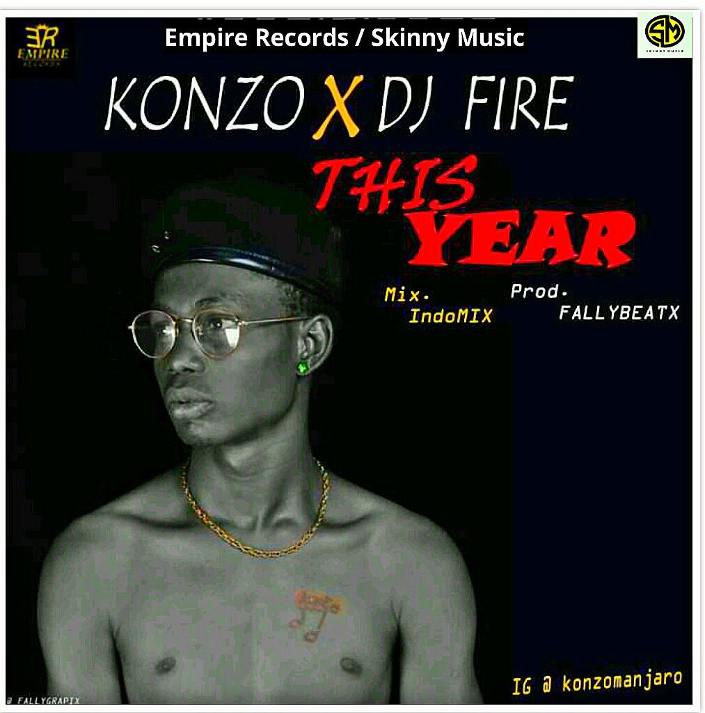 Konzo ft Dj fire  This Year (Odun Yin) proby FallyBeatx